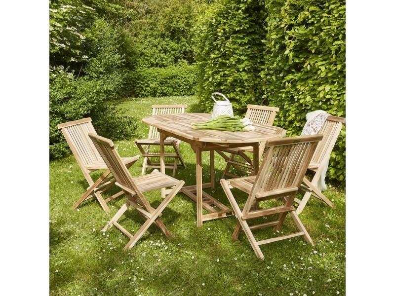 Stunning Table De Jardin Bois Conforama Gallery - House Design ...
