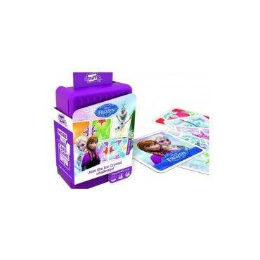 jeu de cartes shuffle la reine des neiges 100220034 vente de cartamundi conforama. Black Bedroom Furniture Sets. Home Design Ideas