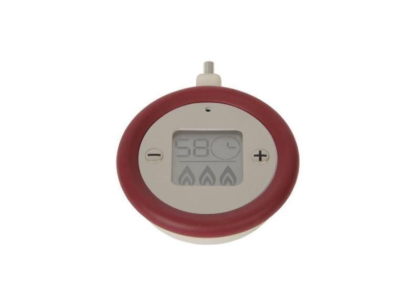 Accessoires pour autocuiseurs minuteur clipso + precision x1060005 rouge