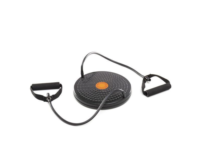 Disque rotatif de cardio avec guide d'exercices innovagoods
