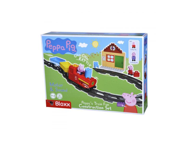Play bloxx peppa pig train fun DFX-632550
