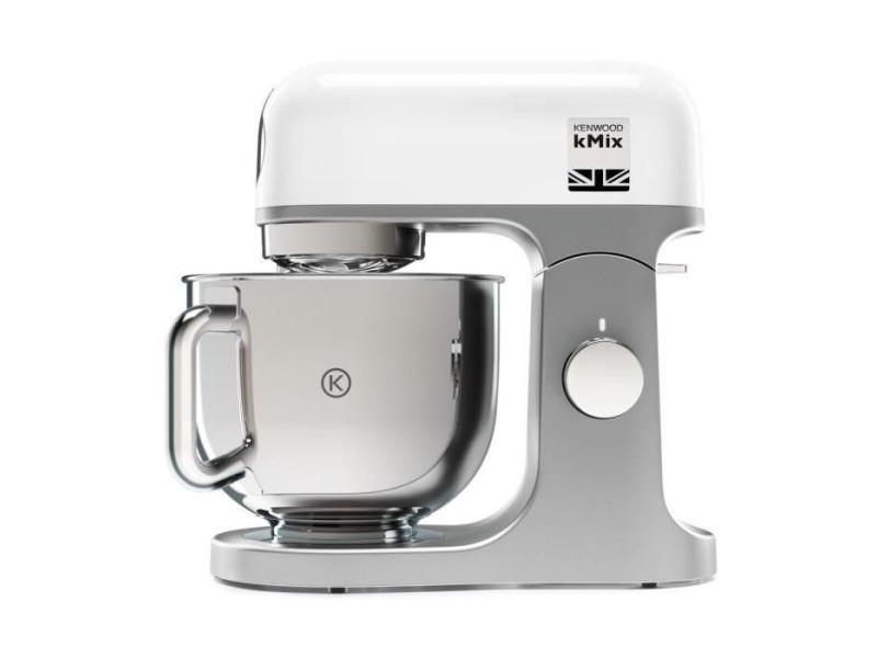 Kenwood robot pâtissier kmix blanc 1000w - 5l kmx750wh KEN5011423190181