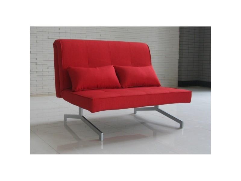 marco  canapé convertible bz design 2 places  couleur