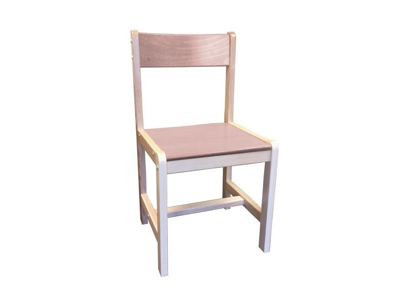 Chaise en bois eco vente de bayapi conforama for Chaise salon bois