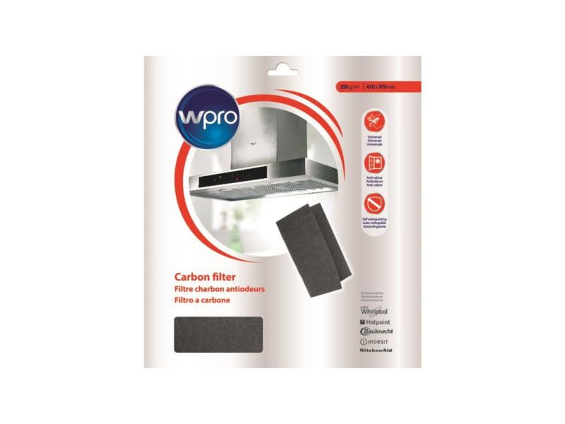 Ucf016 filtre universel pour hotte WPROUCF016
