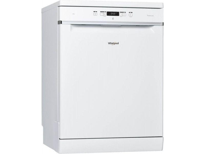 nouveaux styles 8b95e 71264 Lave-vaisselle 60cm 14 couverts pose libre whirlpool ...