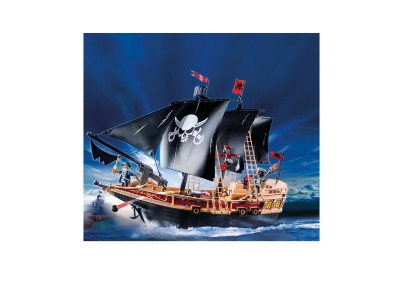 0116 Playmobil Bateau Pirates 6678 Des Vente Ténèbres De 76IfyYbvgm