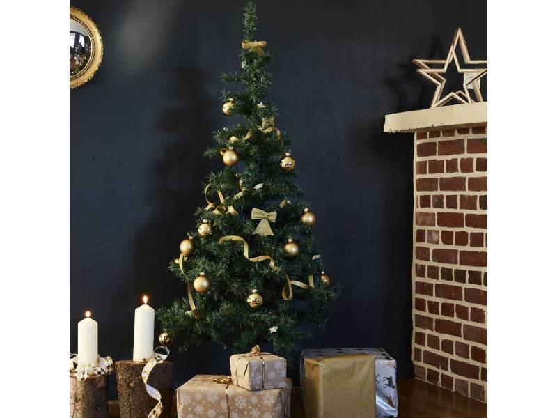 Sapin De Noël Artificiel De 180 Cm Pied Inclus Vente De