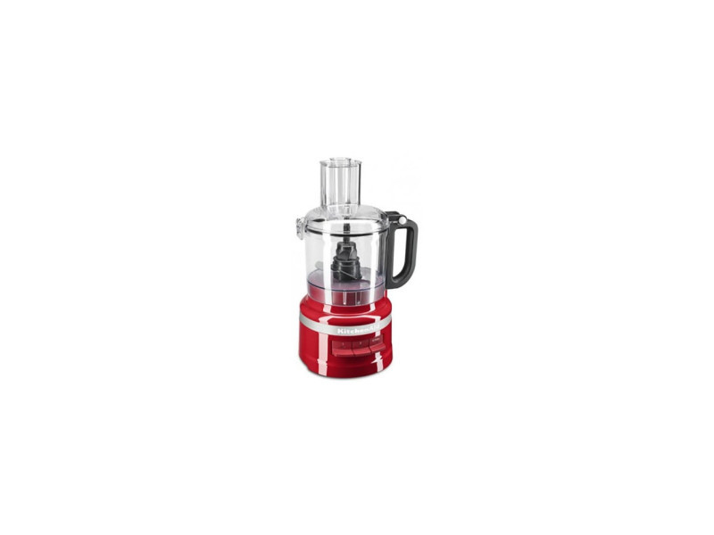Kitchenaid robot multifonctions rouge empire 250w 1,7l 5kfp0719eer