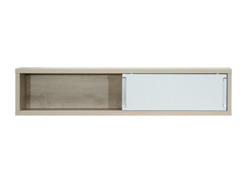 l 39 tag re murale tv vente de comforium conforama. Black Bedroom Furniture Sets. Home Design Ideas