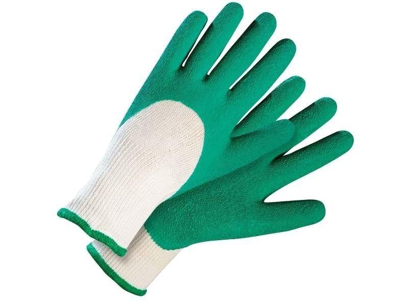Vêtements et protections gants épineux souple. Couleur : vert. Résistants à l'eau, à l'abrasion et à