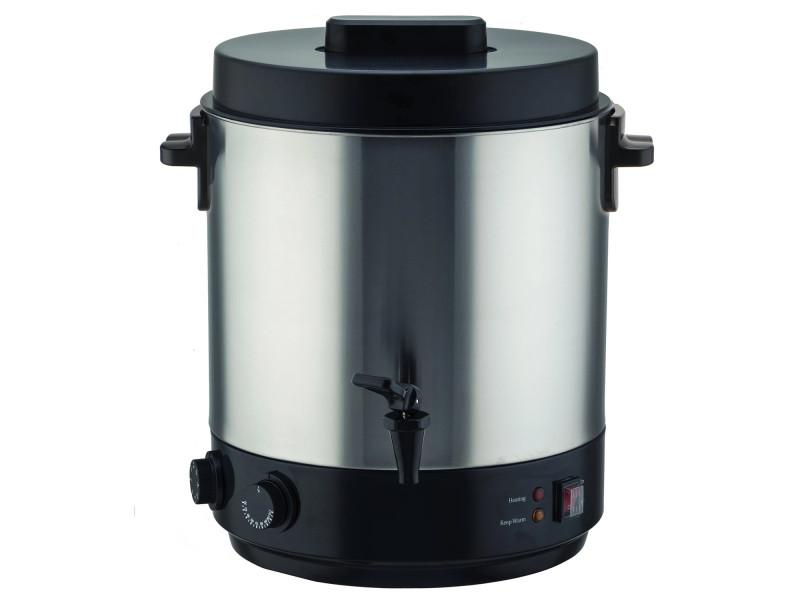 Stérilisateur électrique avec robinet et minuteur 31l 2100w inox - bat-kcp31ssm bat-kcp31ssm
