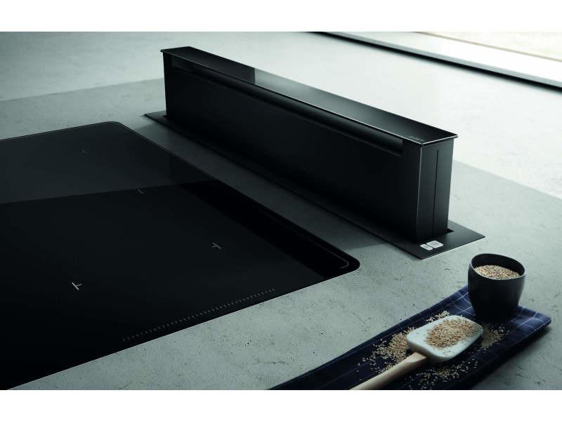 Hotte décorative 680 (mode intensif)m³/h elica 90cm a, pandora bl f 90 ELI8020283041868