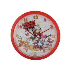 Mickey horloge mickey mouse & friends 25 cm