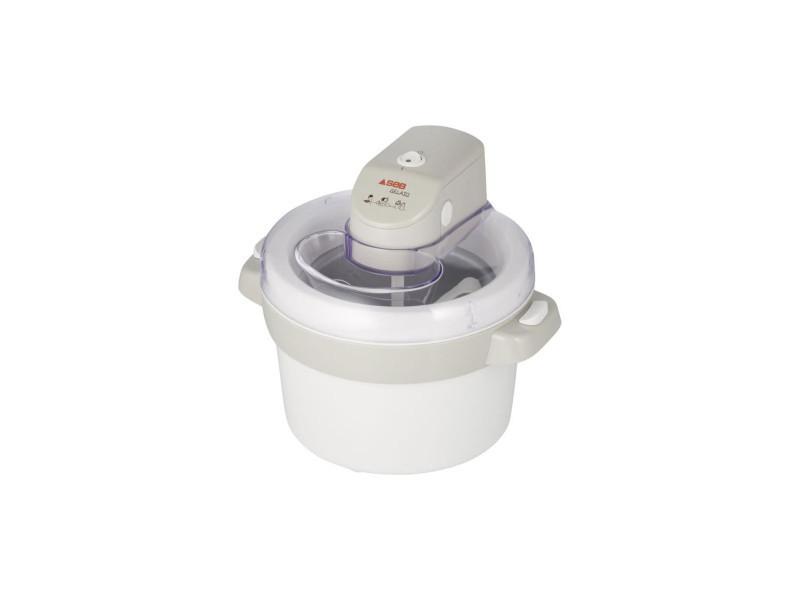 Seb sorbetiere gelato - ig500131 - 1 l - blanc SEBIG500131
