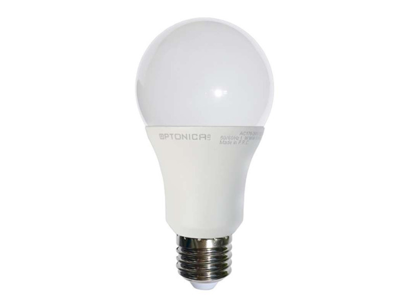 Ampoule e27 9w a60 équivalent 50w - blanc naturel 4500k SP1702