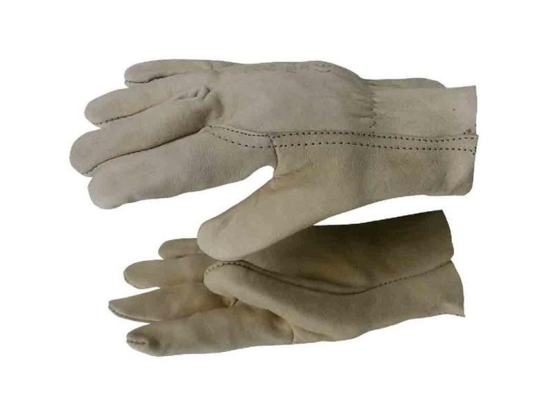 Outibat - gants tous travaux fleur de vachette taille 10 BD-130900