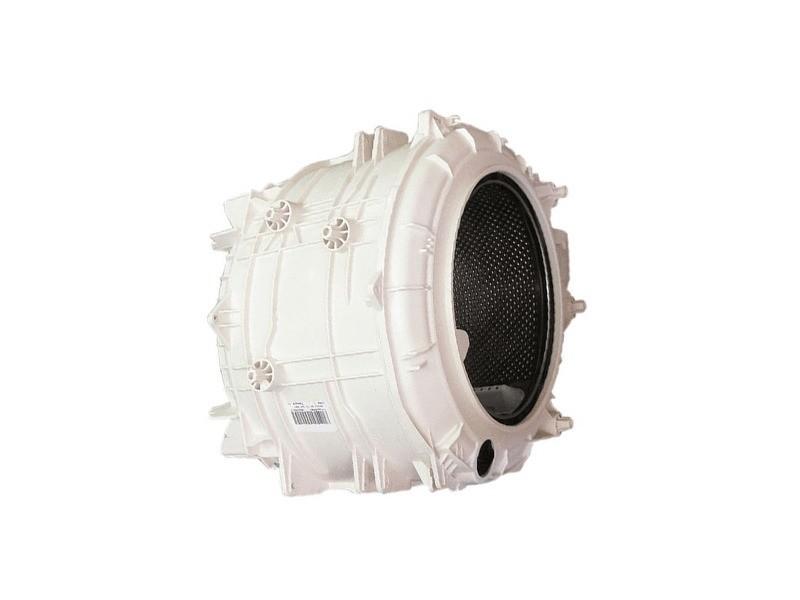 Cuve tambour assemblee 1400,dd-bi pour lave linge whirlpool - 481010644055