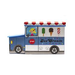 Coffre de rangement camion de marchand de glaces