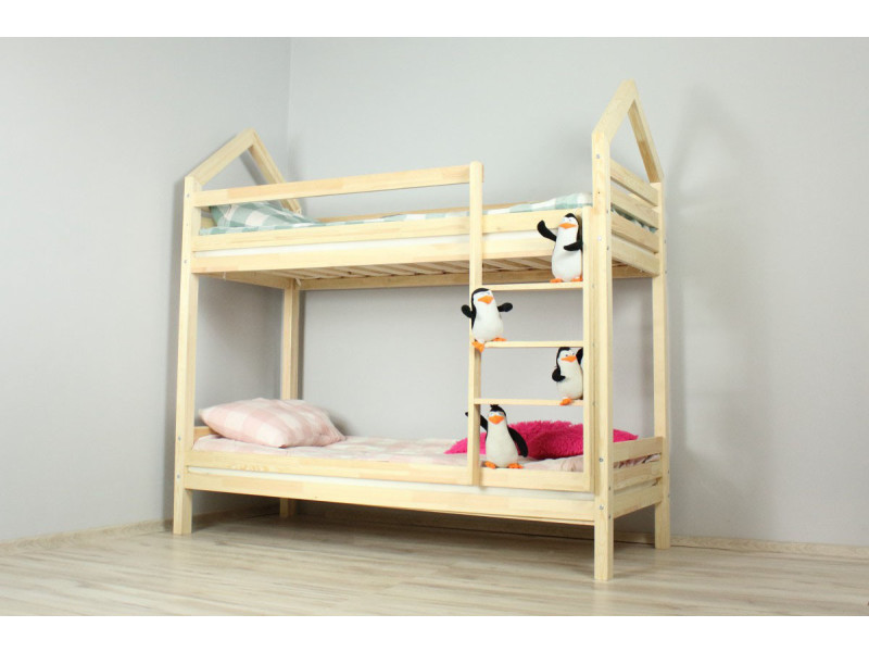 lit superpos rg cabane bois massif sommiers 80x200 vente de monlitcabane conforama. Black Bedroom Furniture Sets. Home Design Ideas