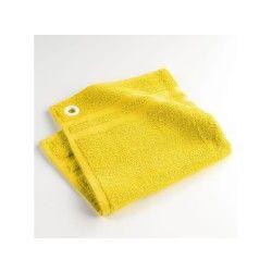 Essuis main torchon 50 x 50 cm jaune