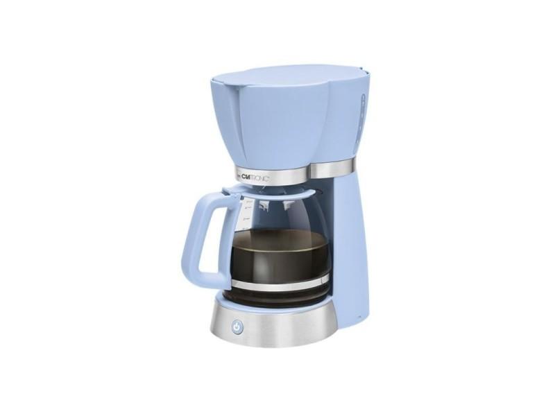 Machine à café clatronic ka 3689 - bleu