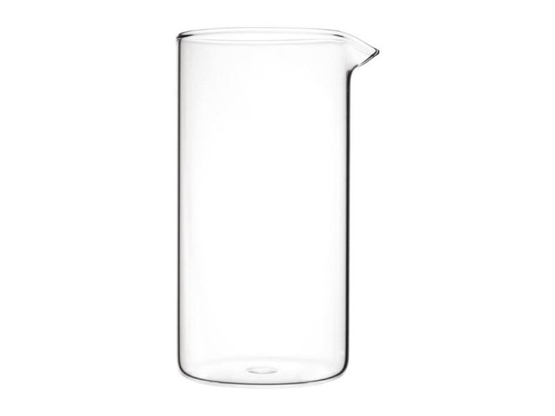 Verre de rechange pour cafetière à piston - 3 tasses - olympia - 6,35 cm 35 cl