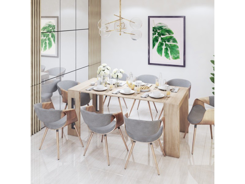 Meuble table extensible table console extensible alinea latest