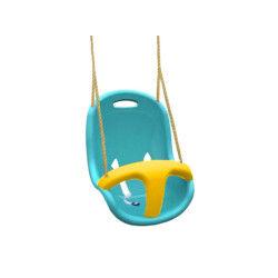 Siège bébé (bleu et jaune)
