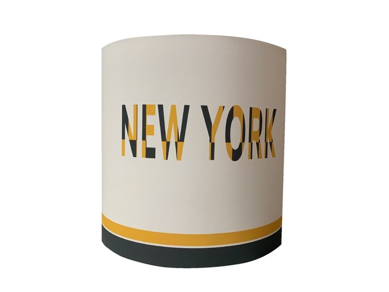 Applique new york - d25 cm