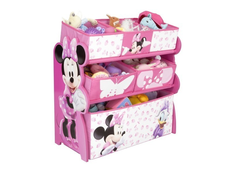 meuble de rangement minnie vente de commode conforama. Black Bedroom Furniture Sets. Home Design Ideas