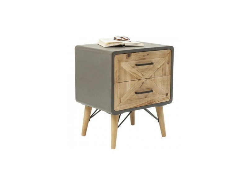 Bureau style scandinave capri design sur sofactory