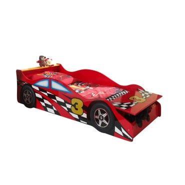 vipack funbeds lit junior voiture sctdrc vente de lit enfant conforama. Black Bedroom Furniture Sets. Home Design Ideas