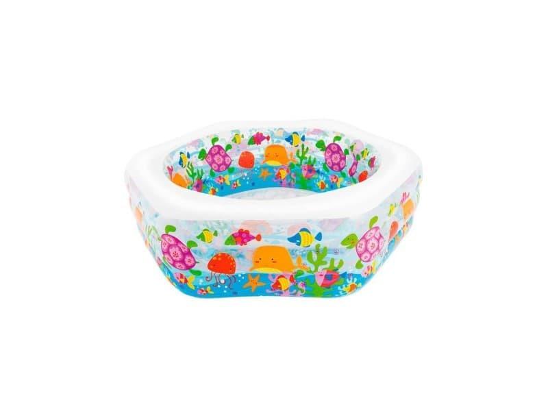 Intex - piscine gonflable aquatique