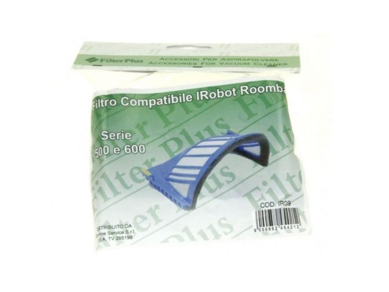 Filtre alternatif compatible (1 unite) pour i-robot roomba serie 500 et 600