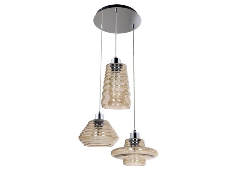 Prix Têtes 3 Suspension Paris Lampe mNOv8n0w