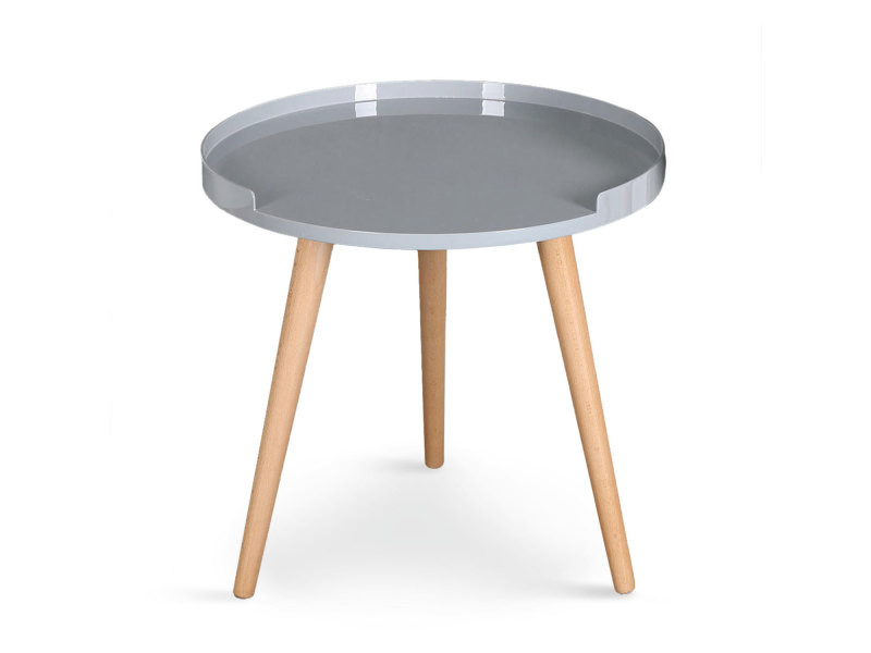 Tables salon conforama table basse stone lot de tables for Conforama table enfant