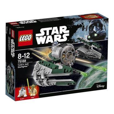 75168 yoda 39 s jedi starfighter lego r star wars 0117 75168 vente de lego conforama. Black Bedroom Furniture Sets. Home Design Ideas