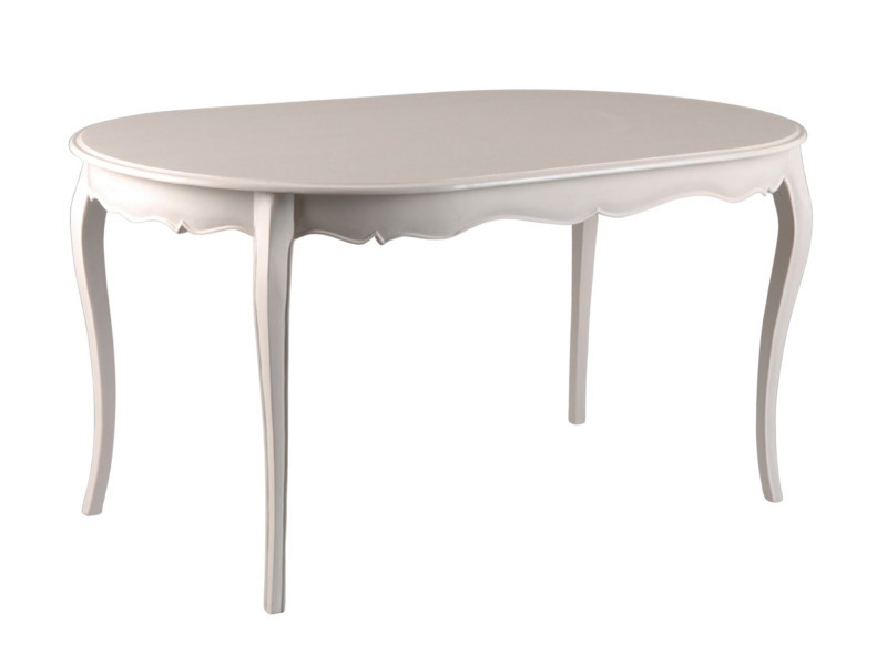 table ovale muriane vente de hellin conforama. Black Bedroom Furniture Sets. Home Design Ideas