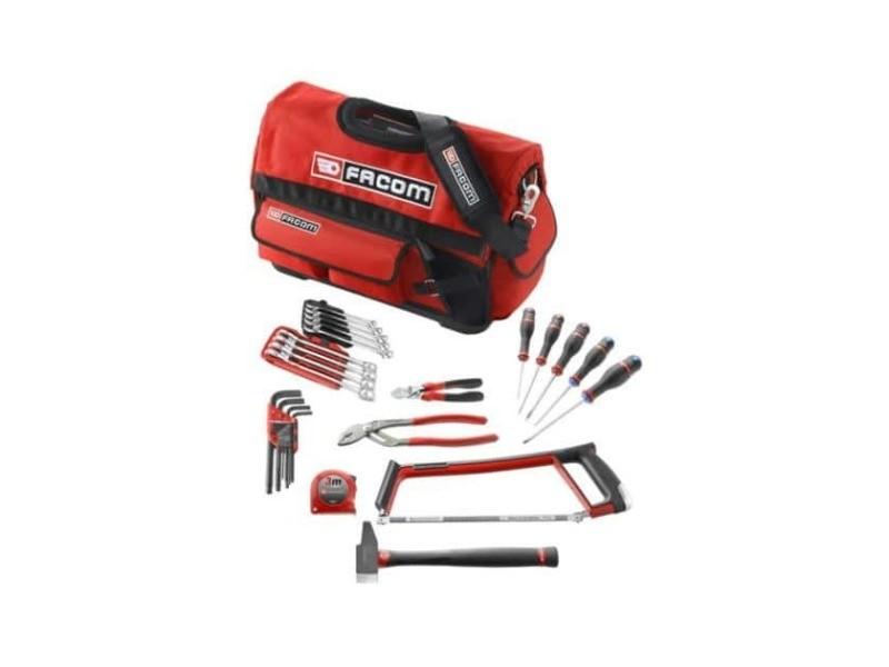 Facom - composition 29 outils avec caisse à outils probag - cm.fc29pb CM.FC29PB