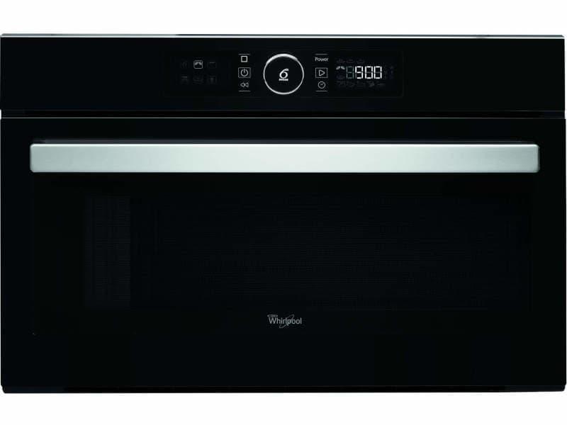Micro-ondes gril encastrable 31l 1000w noir - amw730nb amw730nb