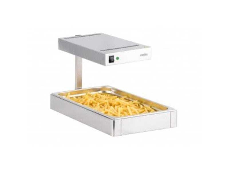 Chauffe frite gn1/1 inox aisi310 - casselin -