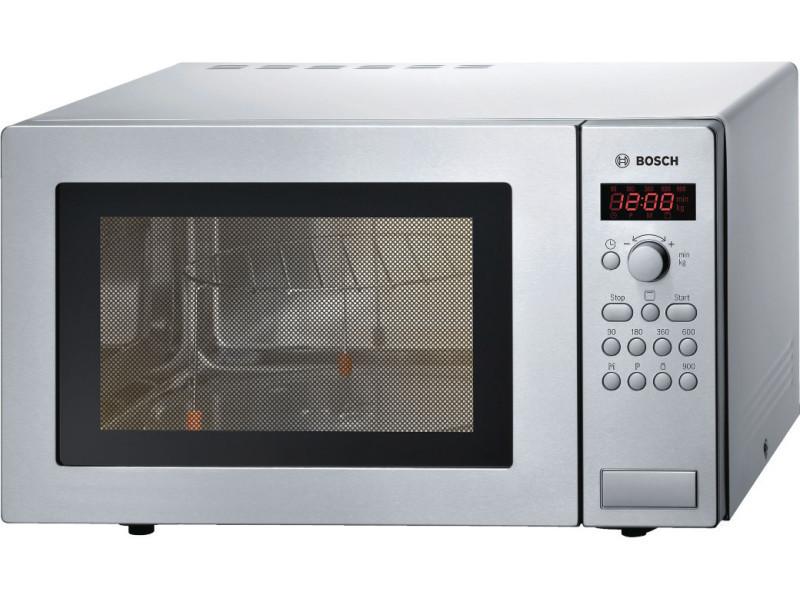Micro-ondes gril 25l 900w inox - hmt84g451 hmt84g451