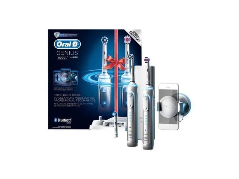 Oral-b genius 8900 brosse a dents electrique x2 ORA4210201157601