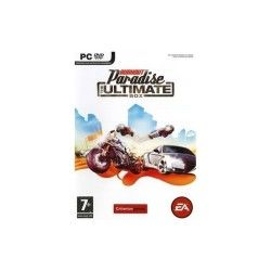 Burnout paradise the ultimate box pc