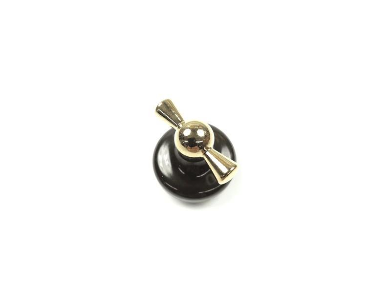 Bouton complet marron pour table de cuisson faure - 3550314045