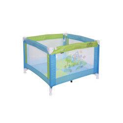 Parc bébé pliant / parc pliable pour bébé play bleu