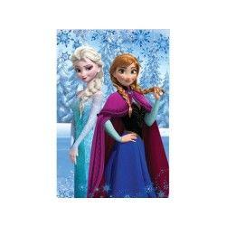 La reine des neiges disney plaid ou couverture polaire anna & elsa