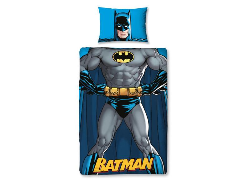 Parure De Lit Reversible Batman Dc Shadow Vente De Chambre