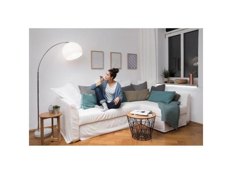 Ampoule intelligente smart+ ampoule led a filament connectée - e27 standard - dimmable blanc chaud 5,5w (=50w) - compatible bluetooth apple homekit